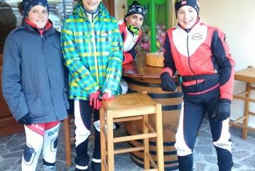 Prima tranche dei campionati italiani di biathlon aria compressa