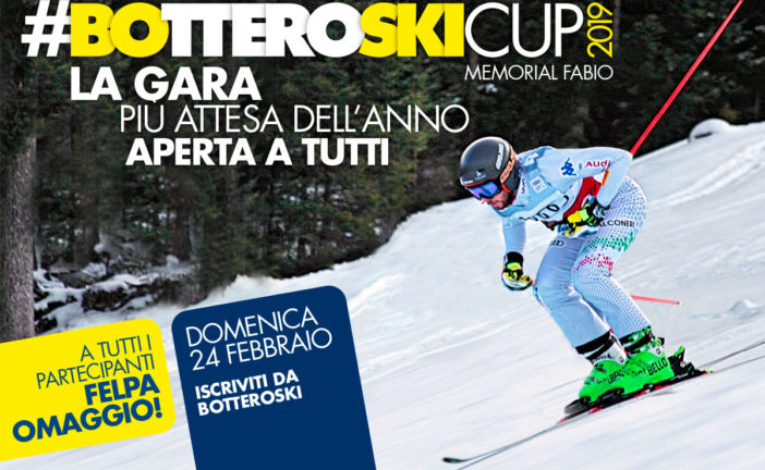 Botteroski Cup: torna l'attesa gara il 24 febbraio